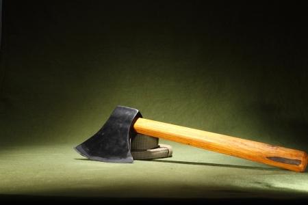 hatchet: hatchet