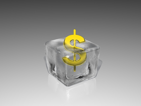 torridity: ice and dollar