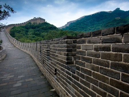 The Great Wall Stock Photo - 88418807