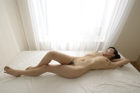 Sexy Girl In bedroom