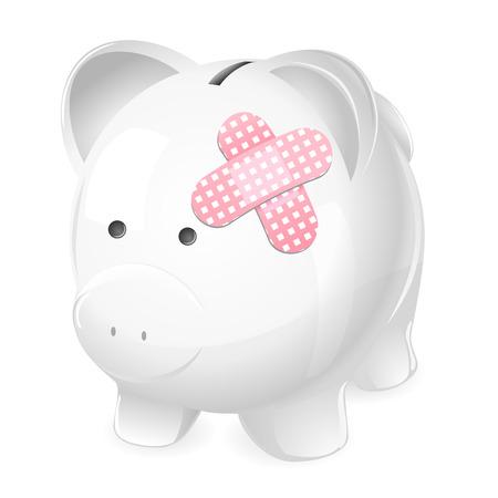 Piggy bank.