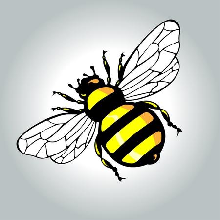 abejas: s�per abeja