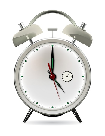alarm clock Stock Vector - 11308540