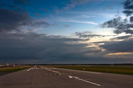 runway photo