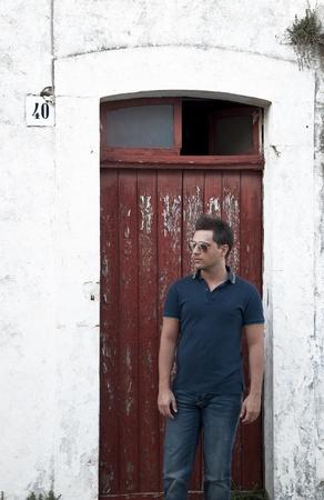 man door Stock Photo - 8633623