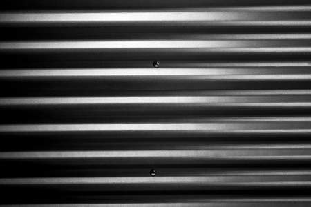 Black sheet metal texture background Reklamní fotografie