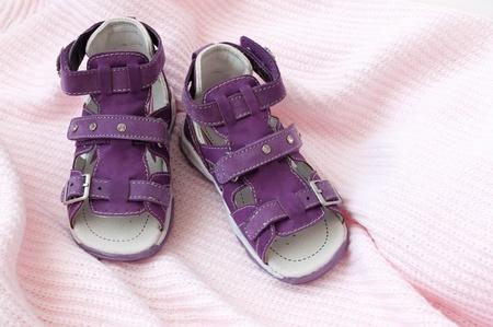 teen girls feet: Lilac child