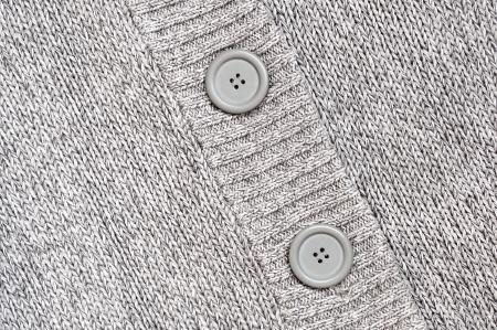 woolen fabric: fondo gris abstracto con un tejido de punto. Tejidos de lana de fondo