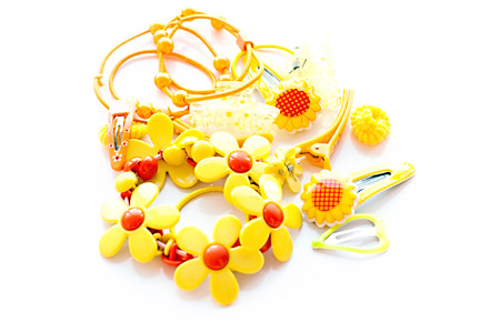 Baby hair clips