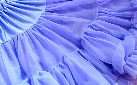 ady: Blue fabric background