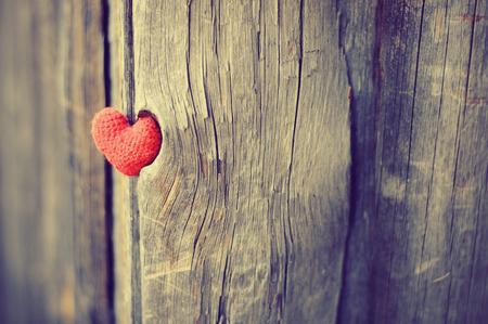 心、赤い心バレンタインデーはがき、愛、あなたの愛、あなたを愛して 写真素材