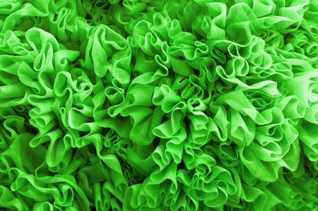 fondo elegante: tejido de fondo verde