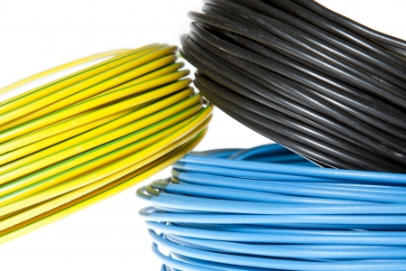 cables electricos: Cable carretes