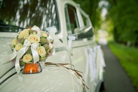 bruidsboeket: Bridal Bouquet op kever
