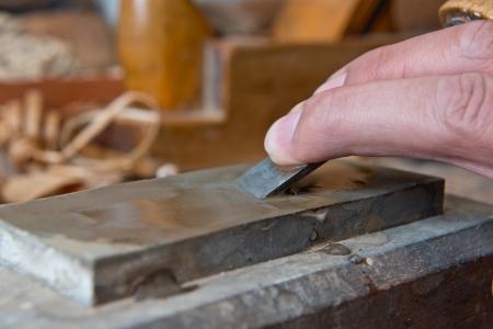 Knife scharpen