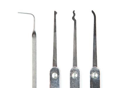 Tool for lock picking