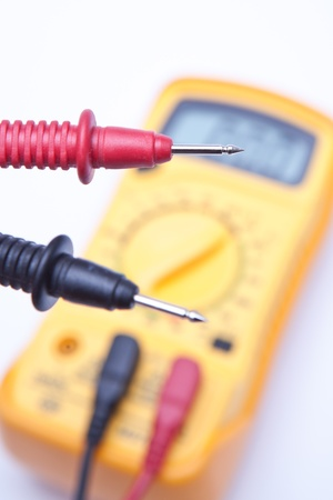 Digitale multimeter tips