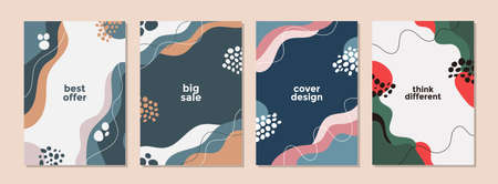 Trendy abstract square template with geometric concept. Able to use for social media posts, mobile apps, banners design, web or internet ads.