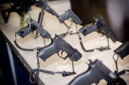 Stojaki na broń