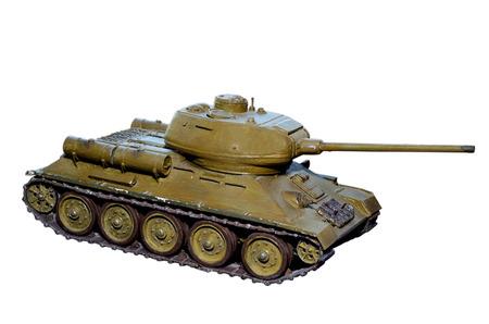 Model toy Soviet Tank