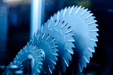 Ð¡ircular saw blades 版權商用圖片 - 112921659