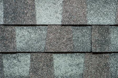 Primer plano de la textura de las tejas del techo Foto de archivo