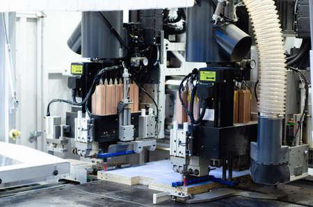 Line Wood Furniture Making Machine
