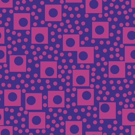 reapeating: Eps10 file  Seamless retro geometric pattern