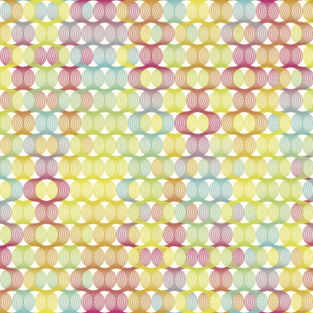 EPS10 vector file  Colorful geometric lines seamless background pattern