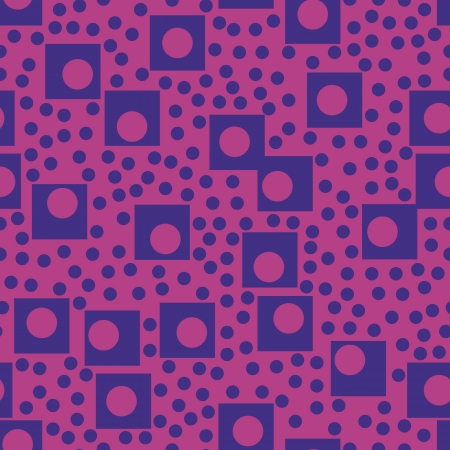 Eps10 file. Seamless retro geometric pattern Vector