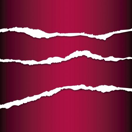 lagrimas: Papel l�grima roja