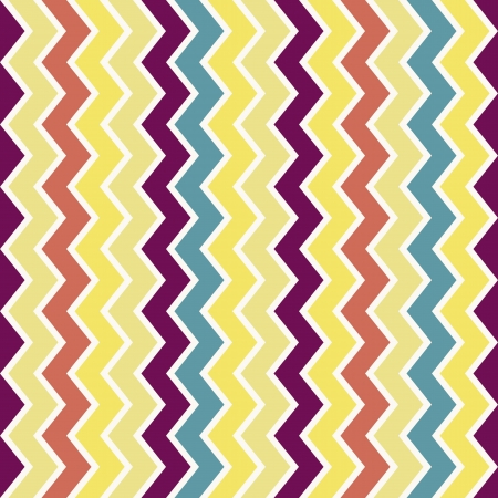 Seamless retro geometric pattern  Illustration