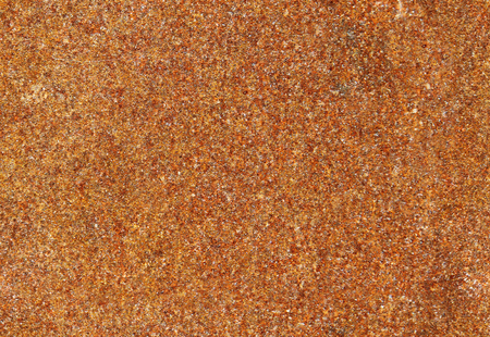 Iron rust texture, seamless background. red grunge pattern