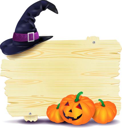 jack o lantern: Halloween signboard