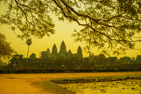 reap: Ankor Wat,Siem Reap,Cambodia.