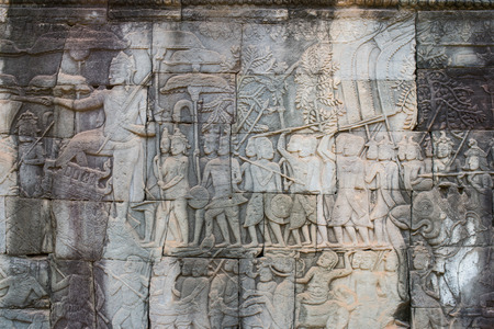 thom: Angkor Thom,Siem reap,Cambodia.