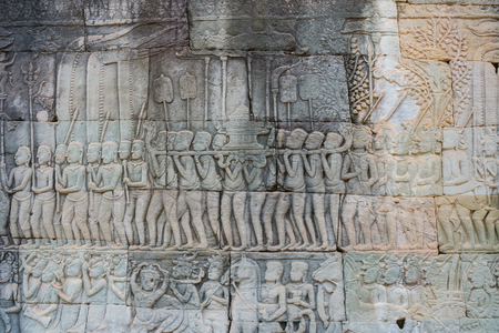 siem reap: Angkor Thom,Siem reap,Cambodia.
