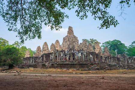 siem: Angkor Thom,Siem reap,Cambodia.