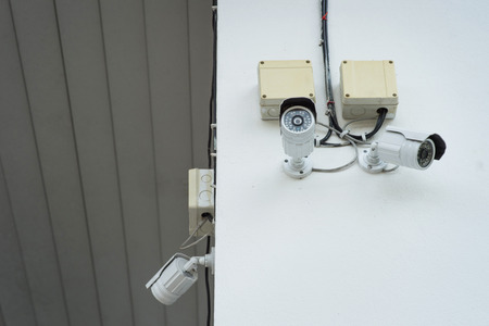 closed circuit: CCTV Security Camera, Closed circuit television,surveillance camera.