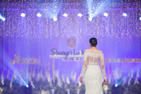 Fashion show Wedding fair