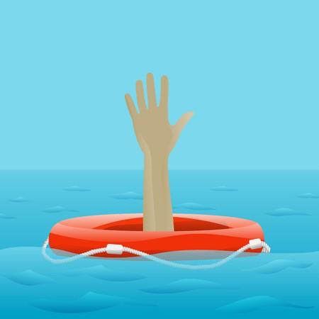 ship wreck: Life Ring Icon