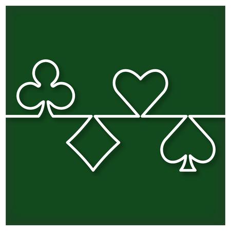 Playing Card Symbol Icon