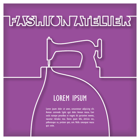 atelier: Fashion Atelier Template