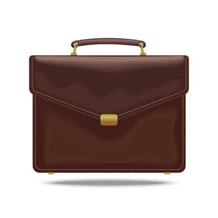 case: Brief Case Icon Illustration
