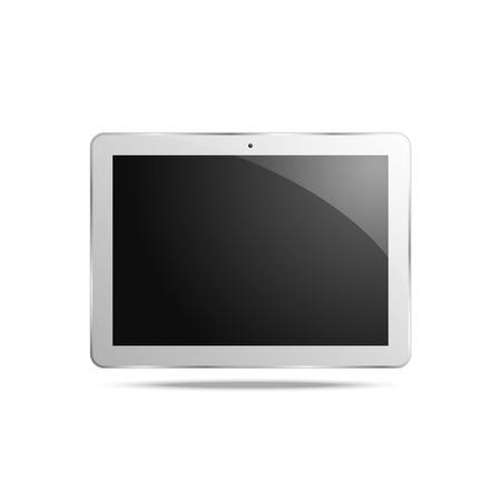touchscreen: Abstract touchscreen tablet computer