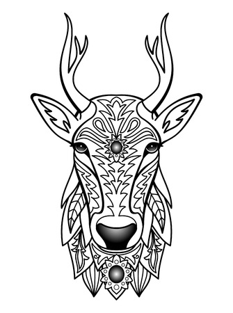 deer: Ornamental Deer