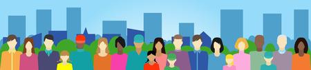 electors: People in city