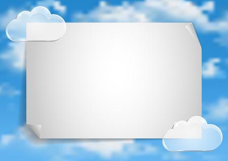 the template: Sky Template