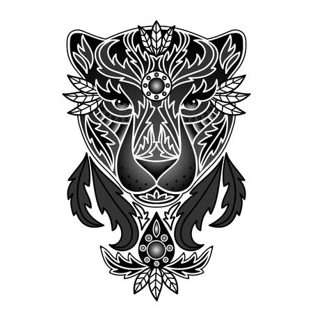 undomesticated: Ornamental Black Panther