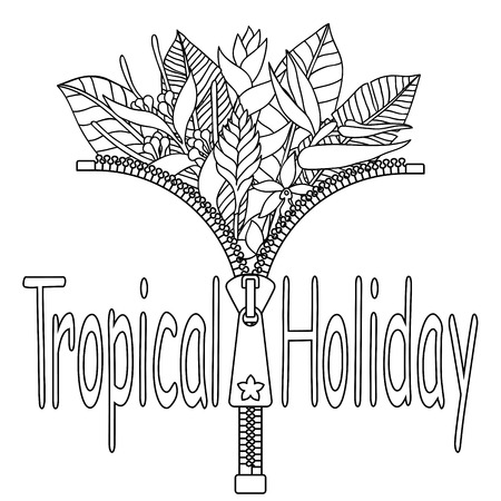 tropical: Tropical Holiday